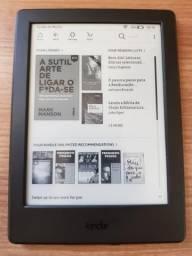 Kindle Amazon 8a. Geração com case magnético