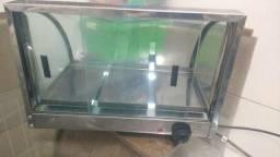 Estufa para salgados ( um ano de uso)