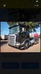 SCANIA 124 G 420 6x4 - 2009