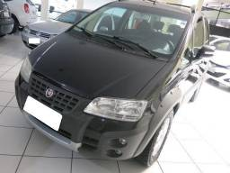 Fiat Idea Adventure 1.8 flex 4p manual 2010 preto - 2010