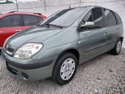 Renault scenic 2006 1.6 completa top aceito trocas e financio - 2006