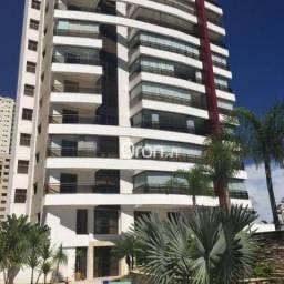 Apartamento com 5 dormitórios à venda, 378 m² por r$ 3.850.000,00 - setor bueno - goiânia/