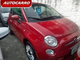Fiat 500 1.4 manual impecável - 2012