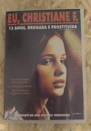 DVD Eu, Christiane F. 13 anos, drugs and david bowie comprar usado  Brasilia