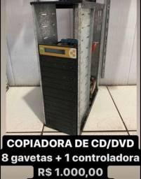 Copiadora de CD/DVD