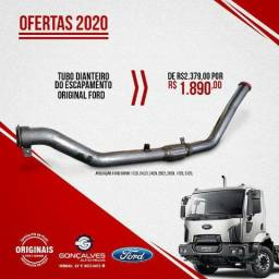 TUBO DIANTEIRO DO ESCAPAMENTO ORIGINAL FORD