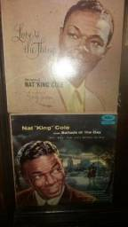 "Disco de vinil  L P  NAT "" KING "" COLE comprar usado  Rio de Janeiro"