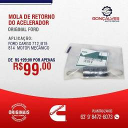 MOLA DE RETORNO DO ACELERADOR ORIGINAL FORD