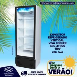 Título do anúncio: Expositor refrigerado vertical visa cooler Polar 405L Novo Frete Grátis