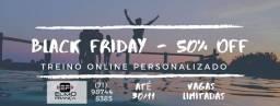 Personal Trainer - Black Friday (treino online)