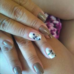 Manicure pé de cure a domicílio