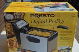 Frigideira eletrica presto digital pro fry 110v