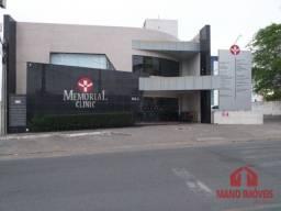 Excelente sala comercial no Memorial Clinic em Heliopolis