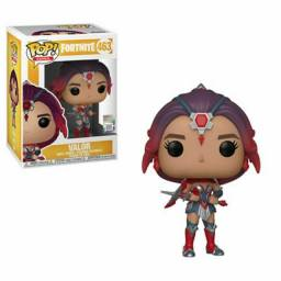 Funko pop fortnite valor 463 original