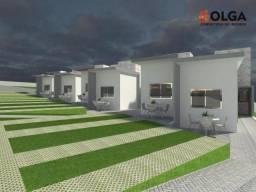 Casa com 2 dormitórios à venda, 70 m² - Gravatá/PE