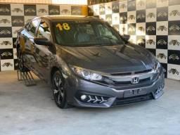 Honda civic 2018 2.0 16v flexone exl 4p cvt