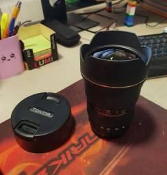 Lente Tokina Pro Fx 16-28mm F/2.8 Canon Full Frame