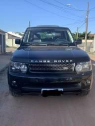 Abaixo da FIPE!!! Vendo Range Rover Sport SE 3.0 4x4 V6 24V Biturbo Diesel Automático