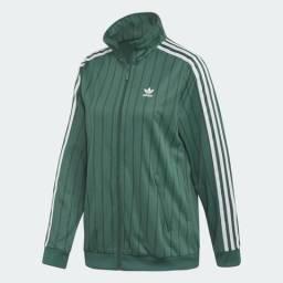 Jaqueta Adidas Verde Original - Tam P