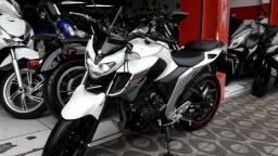 Yamaha Fazer 250 Branco - 2018
