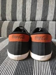 Tênis Social Coca Cola