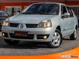 RENAULT CLIO SEDAN PRIVILEGE 1.6 16V COMPLETO - 2008
