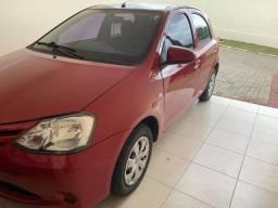 Toyota Etios 1.3 X Flex 2015 Mec - 2015