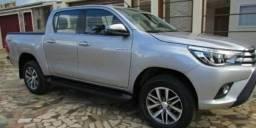 Toyota Hilux 2.8 Tdi Srx Cab. Dupla 4x4 - 2018