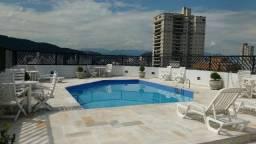 Apartamento para alugar com 1 dormitórios em José menino, Santos cod:COD0037