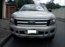 Ford Ranger 2.2 Xls 4X4/ Parcelado - 2016