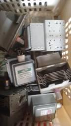 Vende - se magnétron de microondas usado bom