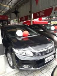 GB - Civic Sedan LXR 2.0 Flexone Automático, Bancos em Couro, Ar Digital