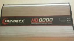Módulo anplificador hd8000