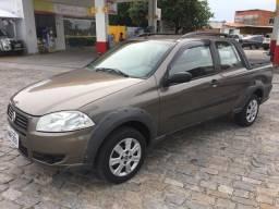 Fiat Strada 2011 1.4 Cabine Dupla Completo #Extra Muito Novo Carro Impecável - 2011