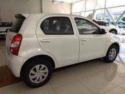 Toyota etios 1.3 x 16v flex 5p automatico