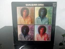 Caetano Veloso/ Qualquer Coisa - Lp Vinil