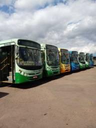 Ônibus Urbano e Rodoviário