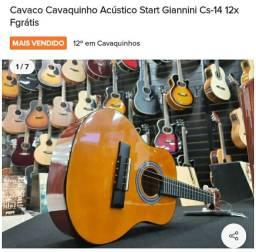 Cavaquinho Acústico Start Giannini