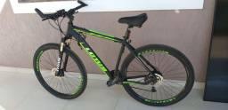 Bicicleta lotus ESCORPION zerada+ 700 reais em acessórios 10x no cartão.
