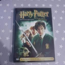 DVD - Harry Potter e a Câmara Secreta
