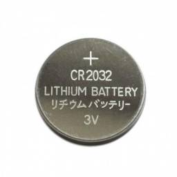 Bateria de Litio 3V CR2032 - Relogio Placa Mãe - Computador - Loja Coimbra
