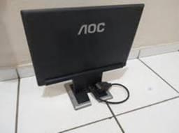 Monitor Lcd 15 Polegadas Mod. 511 Vwb Usado Em Bom Estado
