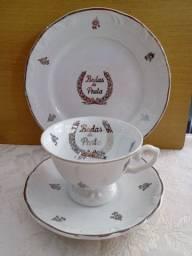 Porcelana SCHMIDT bodas de prata