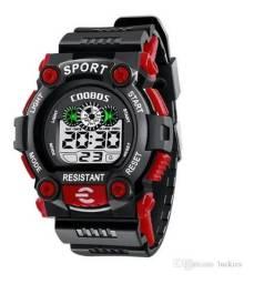 Relógio Digital CoolBoss Sport Novo Entrega grátis Centro