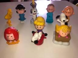 Coleção bonecos Peanuts & Snoopy