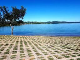 Terreno no Lago 2500 metros Corumbá IV financiado