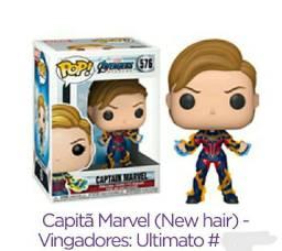Funko Pop - Vingadores - Capitã Marvel