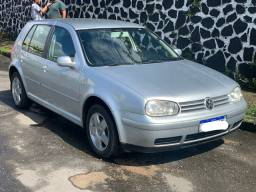 Golf 2001/2001 1.6 Emplacado 2020