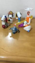 Lote brinquedo Snoopy