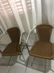Jogo de cadeiras
